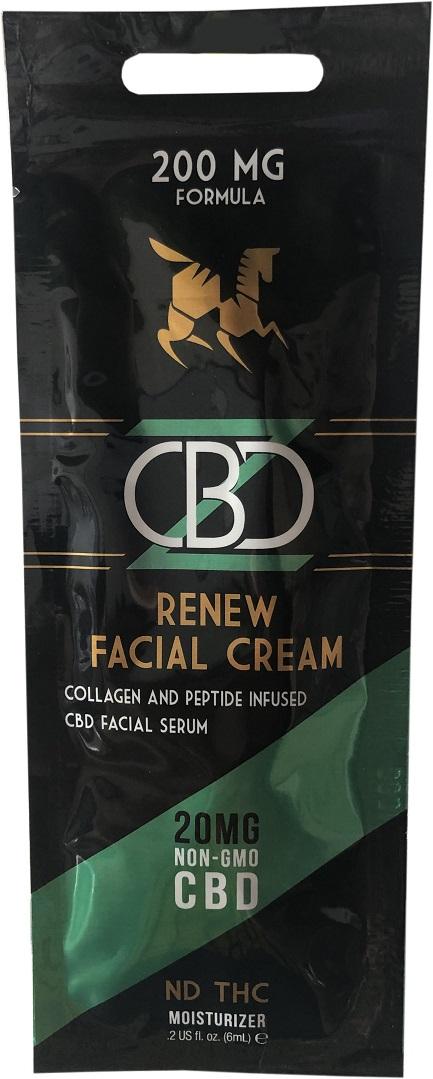 CBD Facial Cream