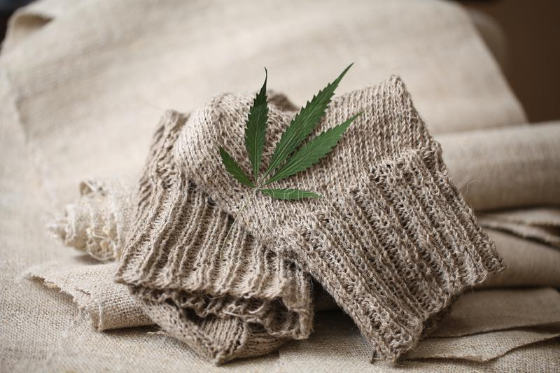 clothed in hemp