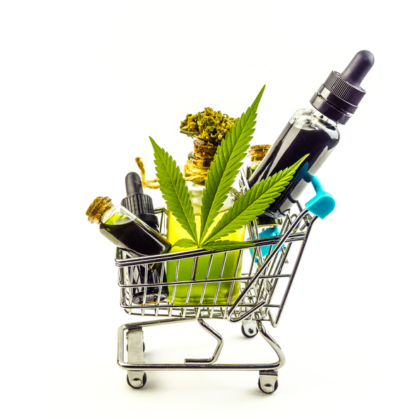 CBD Hemp Flower consumerism