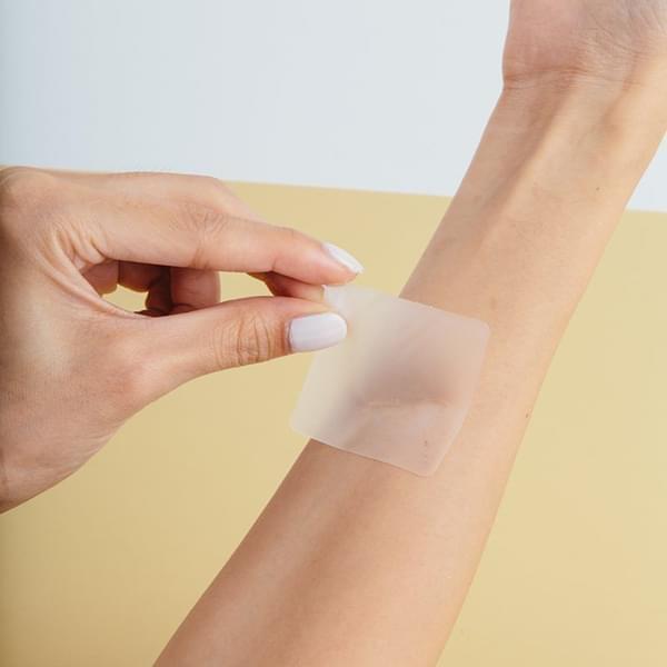 CBD skin patches