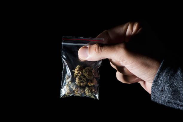 black market cannabis