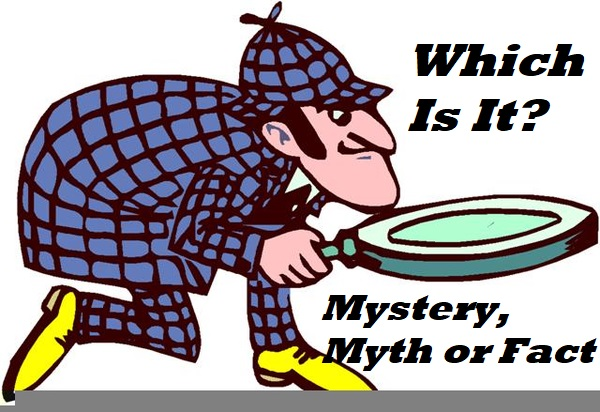 Fact vs Fiction and Mystery vs Myth