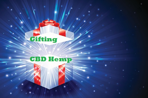 Gifting CBD Flower products